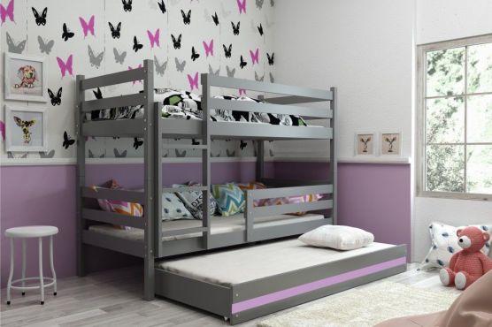 łóżka piętrowe młodzieżowe