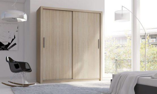 szafy z drzwiami przesuwnymi